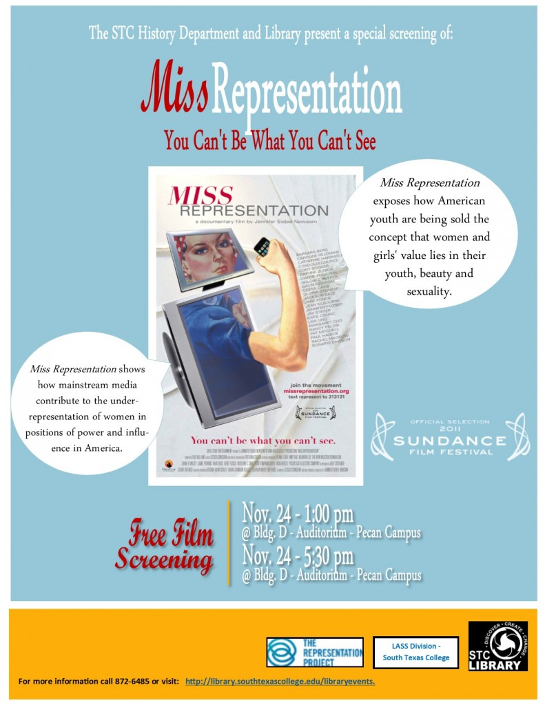 MissRepresentation2014-Screeningii